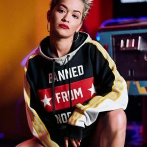 NWT Adidas X Rita Ora banned from normal hoodie